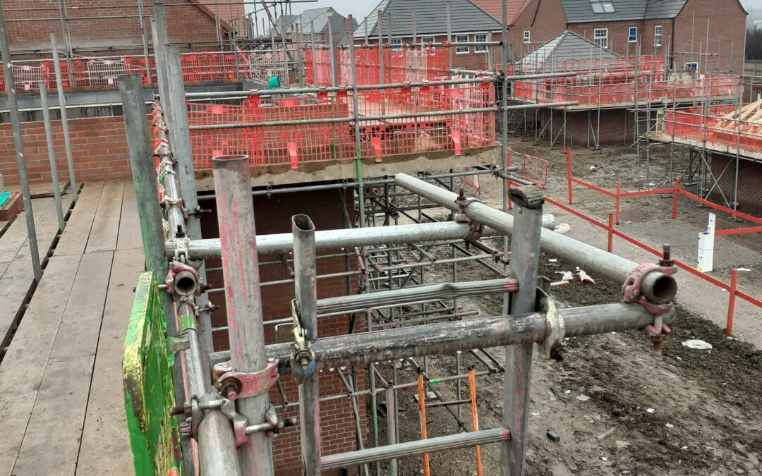 Multi-site installations for David Wilson Homes